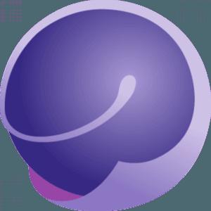 Virtus premium brand logo / icon