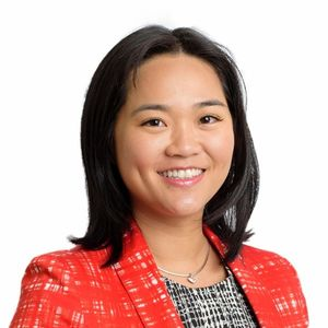 Dr Alice Huang