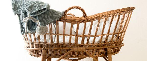 Egg freezing - baby crib